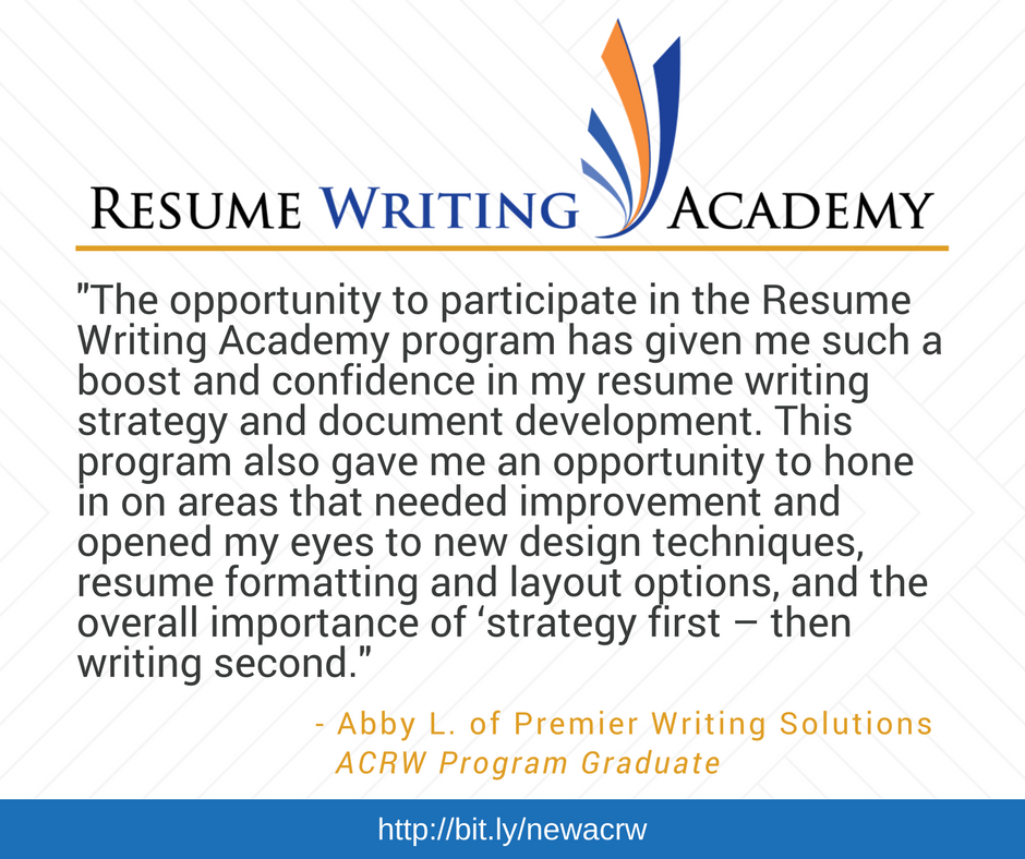 Resume Writing Academy - Home